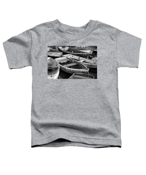 Maine Boats Toddler T-Shirt