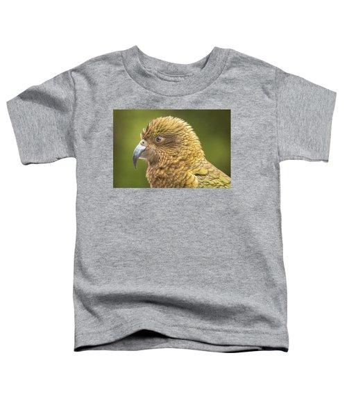 Kea Portrait Toddler T-Shirt