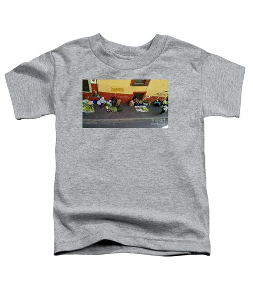 Making Souvenirs On Palm Sunday Toddler T-Shirt