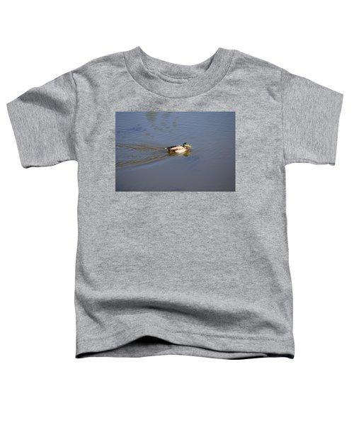 Mallard Duck Burgess Res Co Toddler T-Shirt