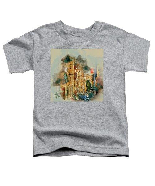 Maltese Street Toddler T-Shirt