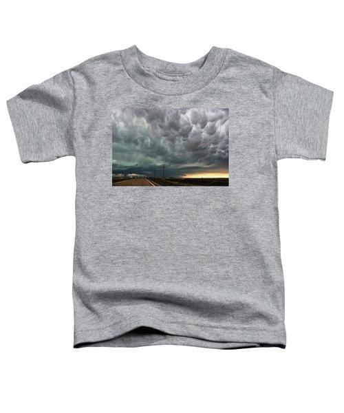Mammatus Over Montata Toddler T-Shirt