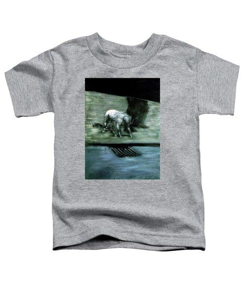 Man With Dog  Toddler T-Shirt