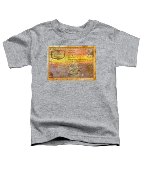 Mandalay Thunder Dawn Toddler T-Shirt