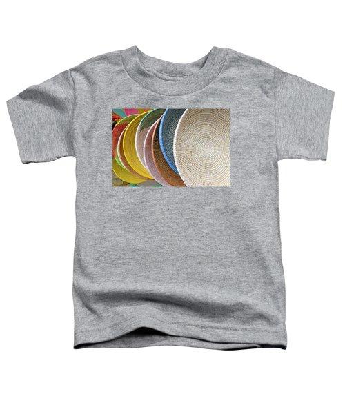 Manhattan Wicker Toddler T-Shirt