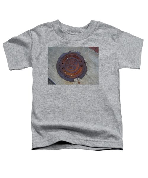 Manhole IIi Toddler T-Shirt