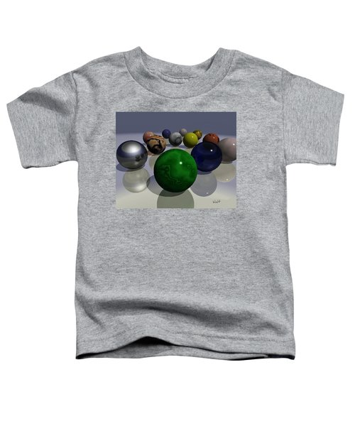 Marbles Toddler T-Shirt