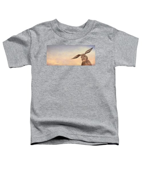 March Hare Toddler T-Shirt