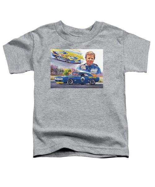 Mark Donohue Racing Toddler T-Shirt