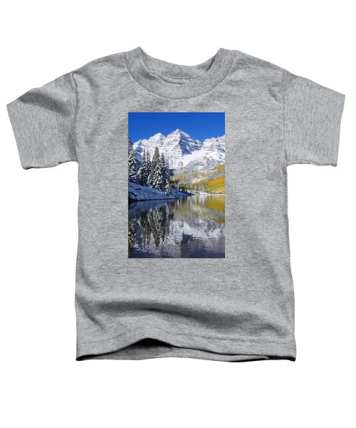 Maroon Lake And Bells 2 Toddler T-Shirt