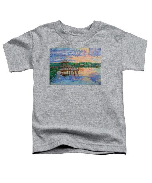 Marsh View At Pawleys Island Toddler T-Shirt