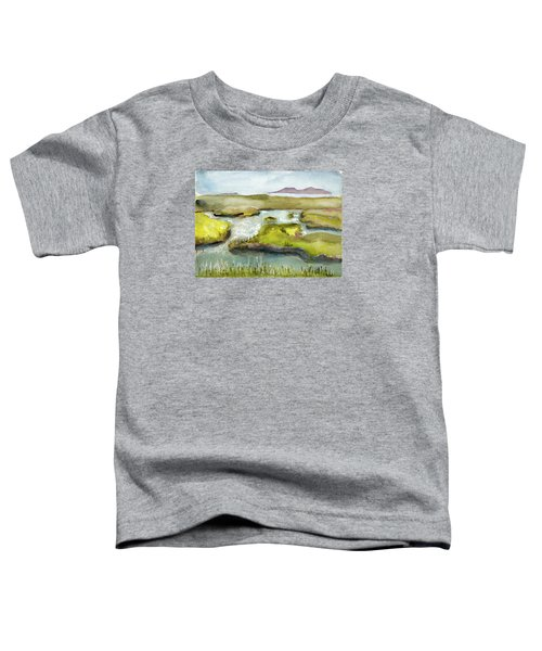 Marshes With Grash Toddler T-Shirt