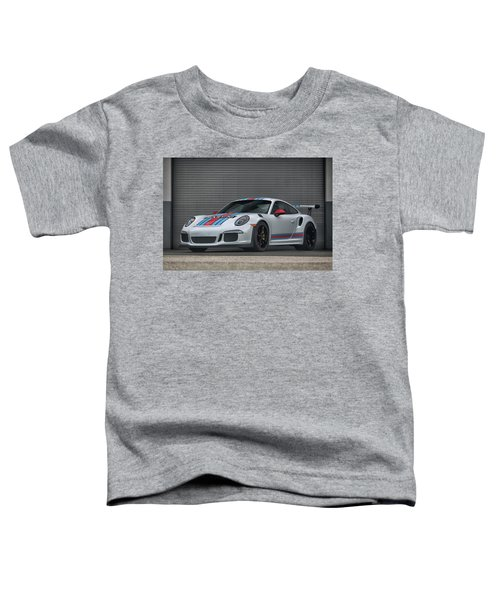 #martini #porsche 911 #gt3rs #print Toddler T-Shirt