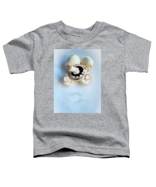 Marvellous Mushrooms Toddler T-Shirt