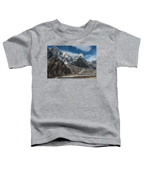 Massive Tabuche Peak Nepal Toddler T-Shirt