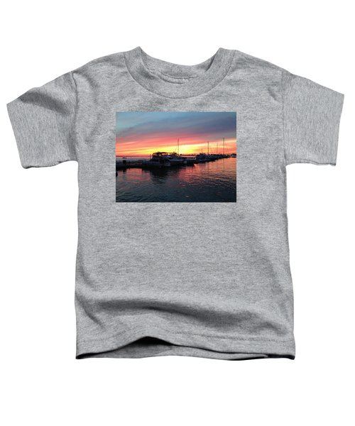 Masts And Steeples Toddler T-Shirt