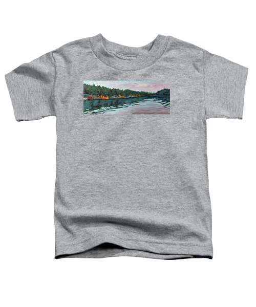 Mattawa Morning Toddler T-Shirt