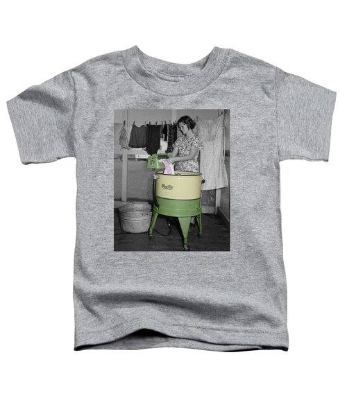 Maytag Woman Toddler T-Shirt