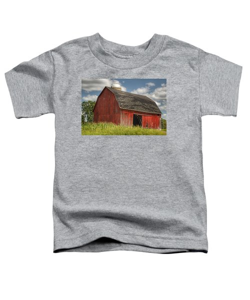 0023 - Mayville Red I Toddler T-Shirt