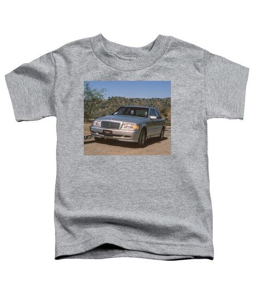 Mbz C280 Birthday Toddler T-Shirt