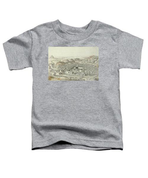Mecca, 1787 Toddler T-Shirt