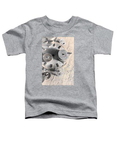 Mechanical Art Toddler T-Shirt