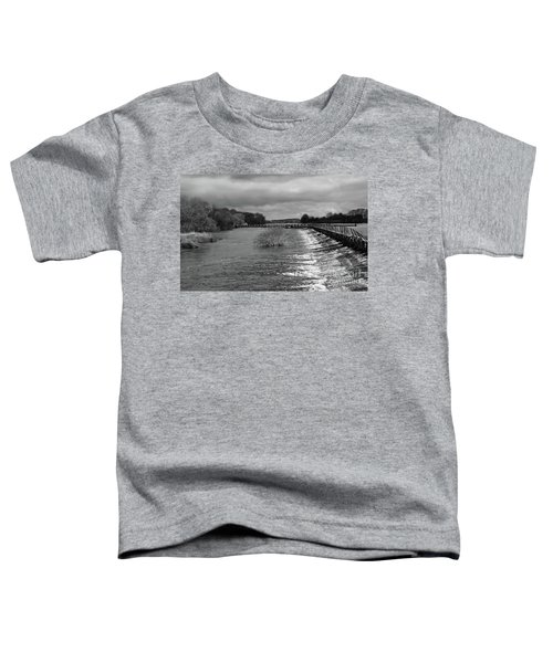 Meelick Weir Toddler T-Shirt