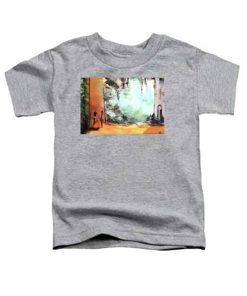 Meeting On A Date Toddler T-Shirt