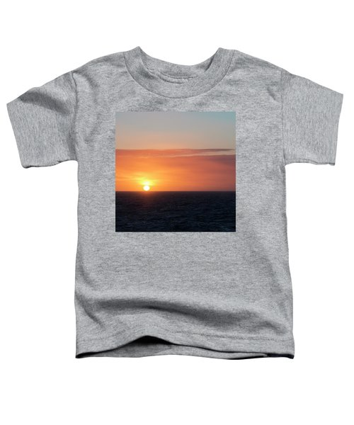 Meeting The Horizon Toddler T-Shirt
