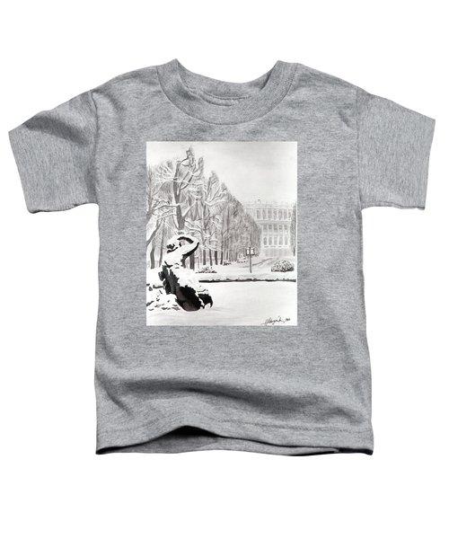 Memorial Schoenbrunn Toddler T-Shirt