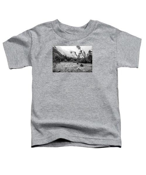 Merced River Toddler T-Shirt