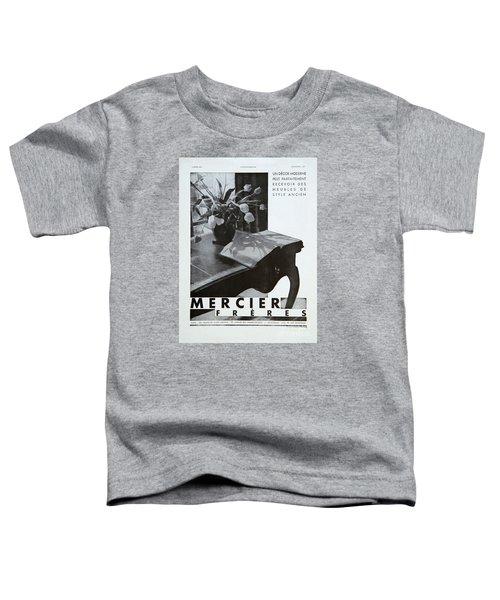 Mercier #8699 Toddler T-Shirt