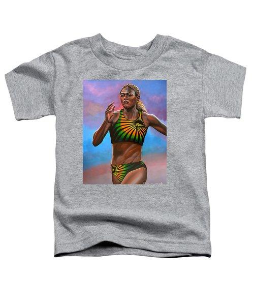 Merlene Ottey Toddler T-Shirt