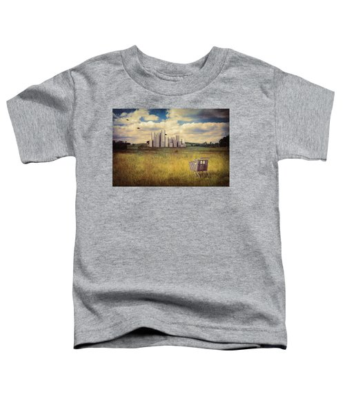 Metropolis Toddler T-Shirt