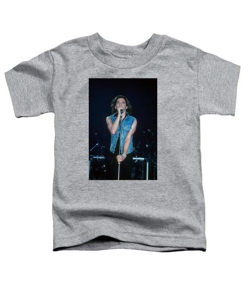 Michael Hutchence Of Inxs Toddler T-Shirt