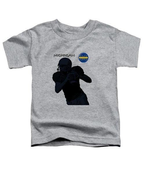 Michigan Football  Toddler T-Shirt
