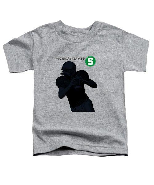 Michigan State Football Toddler T-Shirt