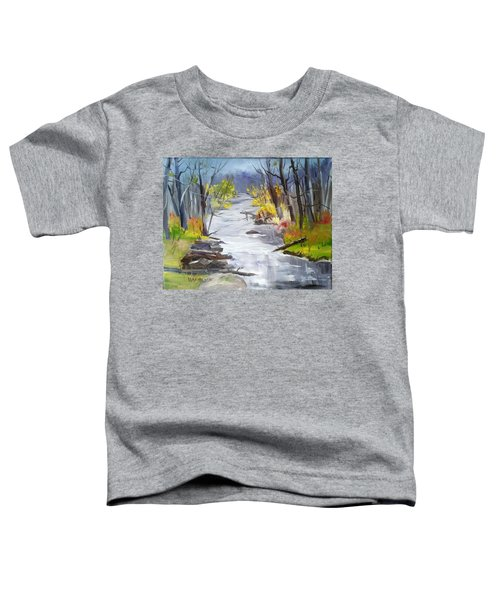 Michigan Stream Toddler T-Shirt