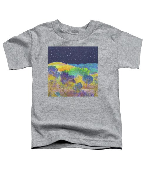 Midnight Trees Dream Toddler T-Shirt