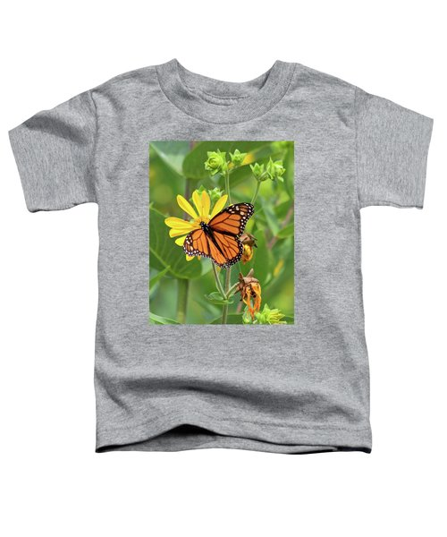 Mighty Monarch   Toddler T-Shirt