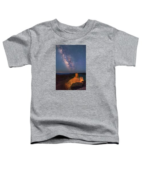 Milky Way At Marlboro Point Toddler T-Shirt