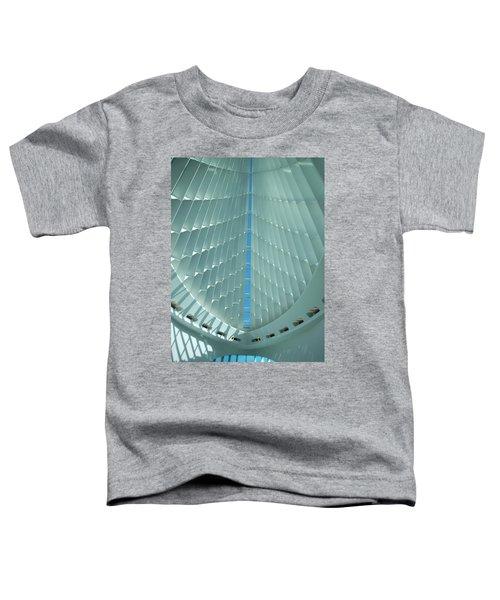 Milwaukee Art Museum Interior Toddler T-Shirt