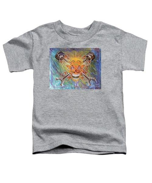 Mind Blown Motorhead  Toddler T-Shirt