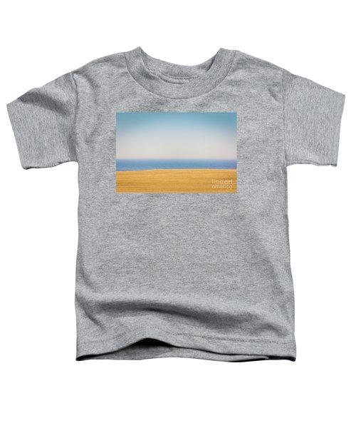 Minimal Lake Ontario Toddler T-Shirt