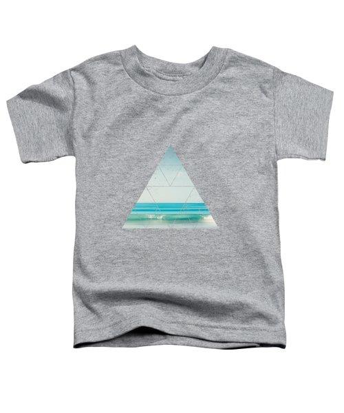 Minimal Wave Toddler T-Shirt