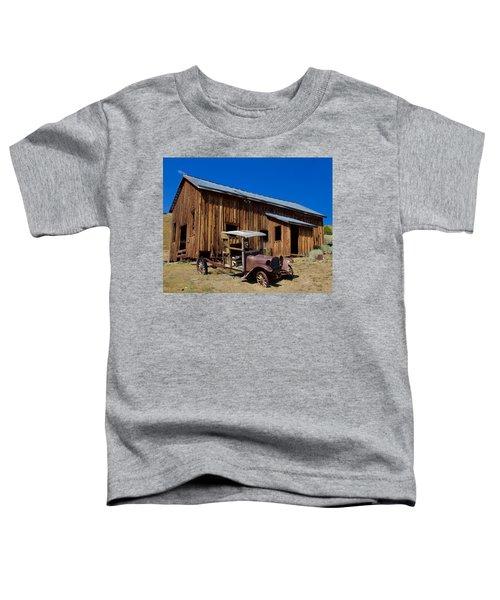 Mining Relic Toddler T-Shirt