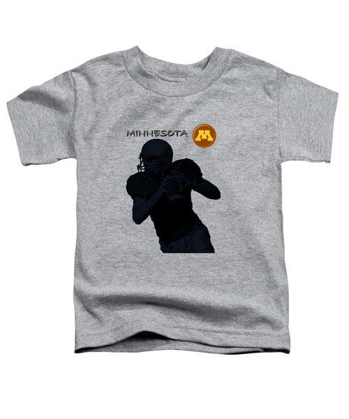 Minnesota Football Toddler T-Shirt