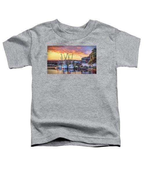 Miss Nichole's Shrimping Company Toddler T-Shirt