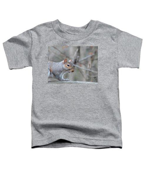 Missing Paw Toddler T-Shirt