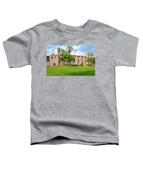 Mission San Gabriel Arcangel, San Gabriel, California Toddler T-Shirt